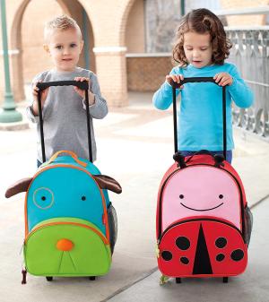$29.99Skip Hop 可爱瓢虫造型多功能拉杆书包/行李箱