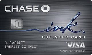 Earn $500 bonus cash backInk Business Cash℠ Credit Card