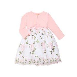 女小童服饰套装