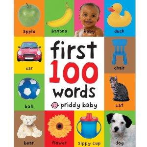 启蒙读物 First 100 Words