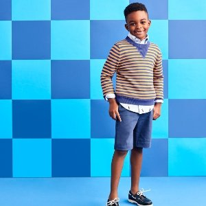 Extra 25% OffFall & Winter Kids Apparel Sale Styles @ Brooks Brothers