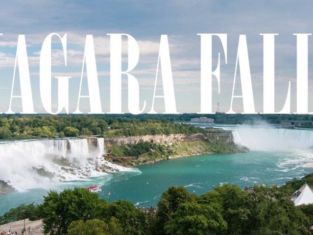 世界三大跨国瀑布之一|尼亚加拉瀑布...