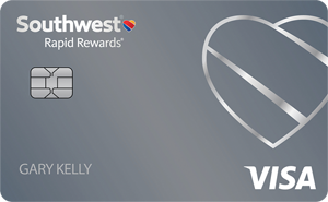 Earn Companion PassSouthwest Rapid Rewards® Plus Credit Card