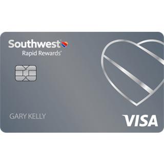 Earn 40,000 pointsSouthwest Rapid Rewards® Plus Credit Card