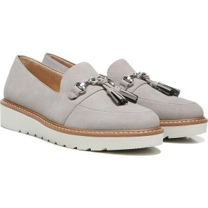 Naturalizer手工鞋面 封面同款ESTELLE 流苏乐福鞋