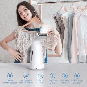 €19.54 (原价€49.99)Homever 蒸汽挂烫机热卖 妈妈的好帮手