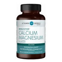 Vitamin World 钙+维生素D3 100片
