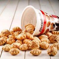 Biscolata 牛奶巧克力夹心小饼干 6盒