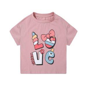 Love Logo 短袖T恤