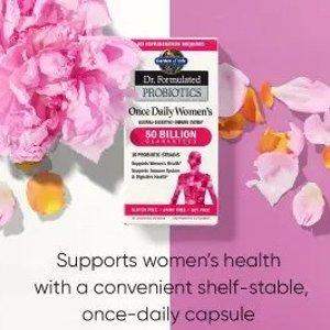 Garden of Life高圆圆同款女性益生菌 - 30 capsules