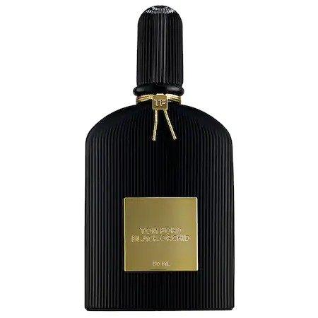黑色兰花香水