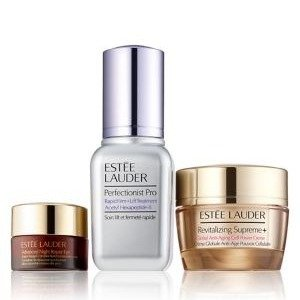 Estee Lauder3-Piece Skincare Set - $123 Value