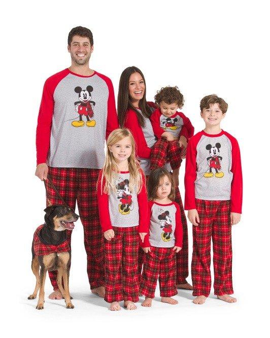 家庭配套抓绒睡衣,以小童为例
