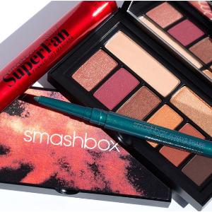 满额送5个小样+包邮Smashbox Cosmetics官网 彩妆护肤品热卖