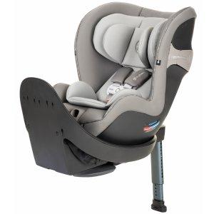 直降$100 出入座椅太方便Cybex Sirona S Sensorsafe 2.1 360度旋转式儿童安全座椅