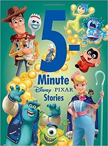Pixar 五分钟故事书