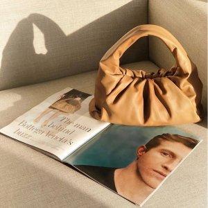 定价优势 $1045收云朵包Bottega Veneta 包包热卖 今年的时髦精宠儿