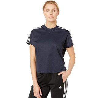 $8.67白菜价:adidas Attitude 女子运动T恤 M码