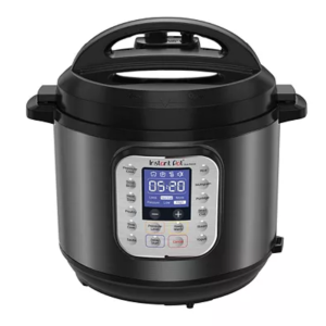 Instant Pot Duo™ Nova™ Black Stainless Steel 6-Qt. 7-in-1