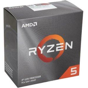 AMD RYZEN 5 3600 6核 AM4 65W 7nm Zen2架构处理器