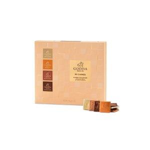 Godiva60块什锦巧克力礼盒