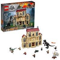 Lego Jurassic World 侏罗纪世界 暴虐龙袭击洛克伍德庄园 75930