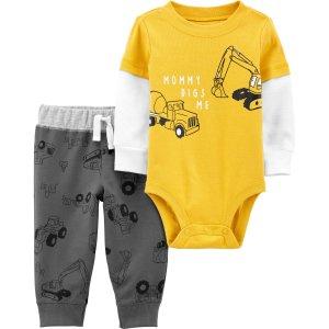 Carter's婴儿2件套