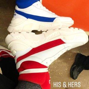 低至3折 新款老爹鞋$100+Joshua Sanders 少女心爆棚美鞋 蝴蝶结袜子鞋$140