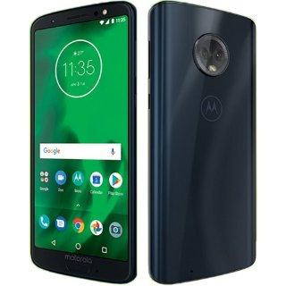 Moto G6 64GB Smartphone (Unlocked, Black)