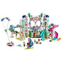 Lego  Friends系列之 Heartlake City Resort - 41347