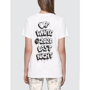 Off-White两件立享6折logoT恤