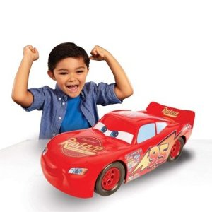 $12.97迪士尼20英寸大型 闪电侠麦昆车