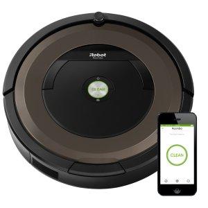 史低价:iRobot Roomba 890 智能扫地机器人