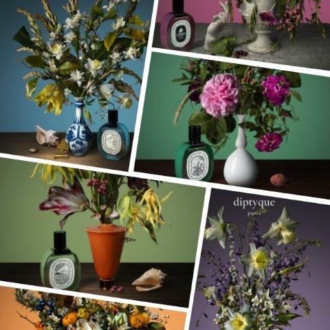 6款莫兰迪色高颜值上市Diptyque 2020年限定版梦想花束系列香水上线
