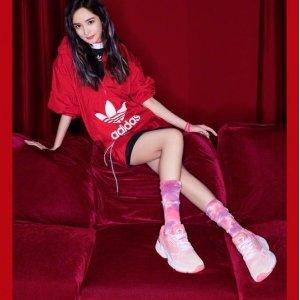 低至3折 €80收Yung-1老爹鞋Adidas 近期最热门款闪现超值折扣 收杨幂同款老爹鞋