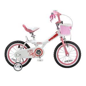 $76 Royalbaby Girl's Bike, 12-14-16-18 inch wheels @ Amazon