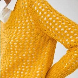 1.7折起!£17就收上新:Arket 毛衣、开衫上新 纯色温柔 极简北欧风就在这里