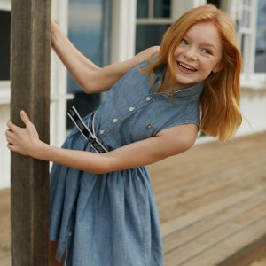 Up to 40% Off + Extra 20% OffPolo Ralph Lauren Kids Items Sale @ macys.com