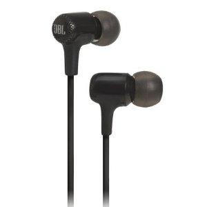 $8.95 (原价39.95)JBL E15 日常通勤 线控入耳式耳机 两色可选