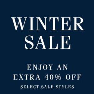 Extra 40% OffSelect sale styles @ Ralph Lauren