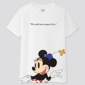 UniqloDisney Stories 童装T恤