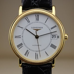 Dealmoon Exclusive: Extra $20 OffLONGINES Presence Automatic Men's Watch L4.821.2.11.2
