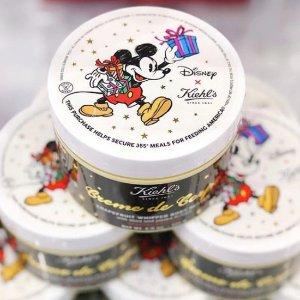 7折 $9起Kiehl's 限量护肤品套装热卖 可爱迪士尼系列
