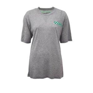 Off-WhiteWoman Tape T-Shirt