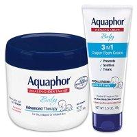 Aquaphor 宝宝万用膏14盎司+尿布膏3.5盎司