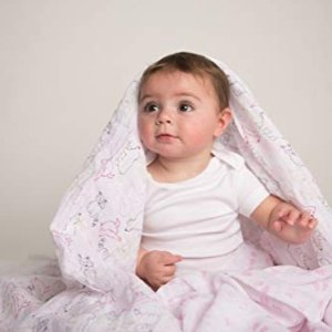 Starting At $7.12Hudson Baby Blankets & More @ Amazon