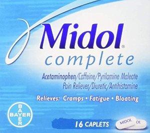 Bayer Amazon.com: Midol月经止痛片 16粒