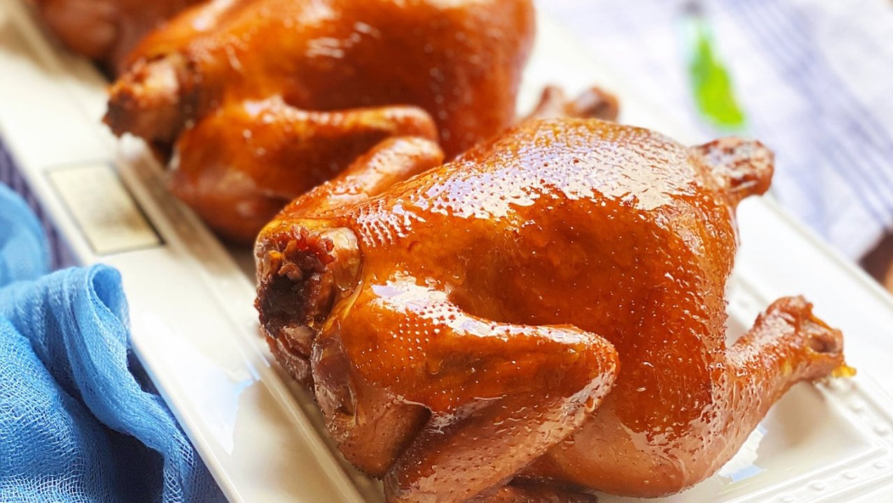美味的油鸡 | 让你升级为等级厨师