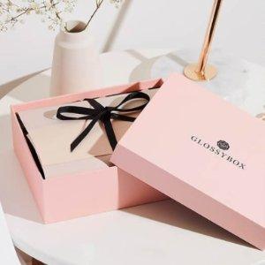 3.3折起 £20收圣诞礼盒Glossybox 神秘美妆礼盒11.11大促 超平价收当红护肤好物