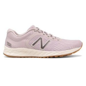 New Balance樱花粉女款运动鞋